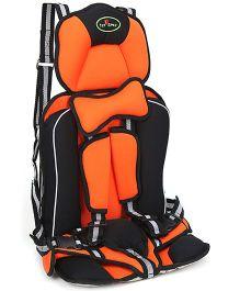 1st Step Booster Car Seat - Orange