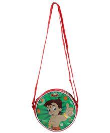 Chhota Bheem Round Cross Sling Bag