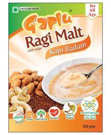 Gaplu Ragi Malt Kaju Badam Flavour - 200 gm