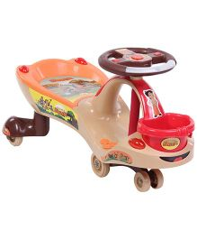 Toyzone Twister Chhota Bheem Magic Car - Multicolour