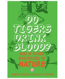 Rupa Publication Do Tigers Drink Blood - English