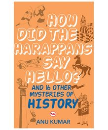 Rupa Publication How Did the Harappans Say Hello - English