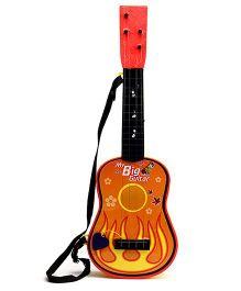 Lovely My Big Guitar