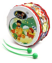 Lovely Funny Drum Junior (Color And Print May Vary)