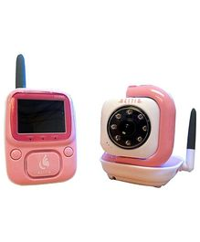 Hestia H100 Wireless Baby Monitoring System - Pink