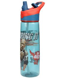 WWE Sports Sipper Bottle Blue - 700 ml