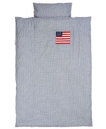 Taftan European Brand Big Quilt American Flag