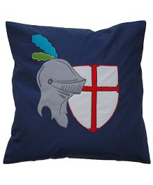 Taftan European Brand Cushion And Cushion Cover Knight Navy