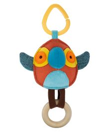 Skiphop GS Stroller Toy Parrot - Multi Colour