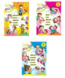 Jolly Kids Let Us Thanks - Set of 3
