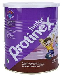 Protinex Junior Chocolate Flavour Tin Package - 400 gm