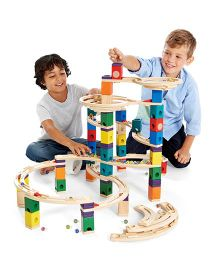 Hape Wooden The Cyclone Playset - Multi Colour