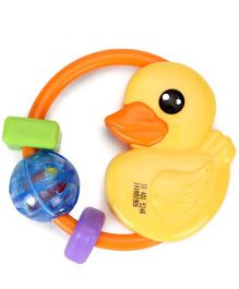 ABC Duck Baby Rattle