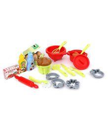 Ecoiffier Pro Cook Accessories - 26 Pieces