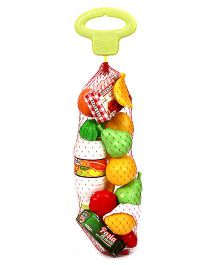 Ecoiffier Bubble Cook Vegetable Net - Multi Colour