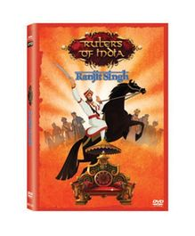 Excel Home Ent DVD Rulers of India - English