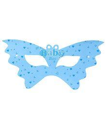 Birthdays & Parties Eye Mask Baby Boy Theme - 10 Pieces
