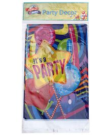 Birthdays & Parties Table Cover Party Print - Multi Colour