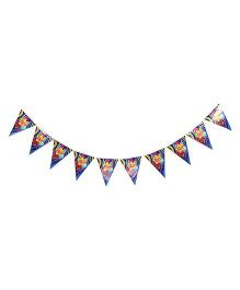 Birthdays & Parties Banner Party Theme - Multi Colour
