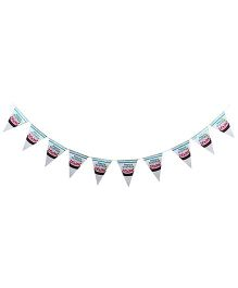 Birthdays & Parties Banner Birthday Theme - Multi Colour