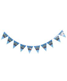 Birthdays & Parties Banner Pirates Theme - Multi Colour