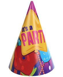 Birthdays & Parties Paper Caps Party Theme - 10 Pieces