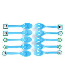 Birthdays & Parties Spoons Birthday Print - Set of 10