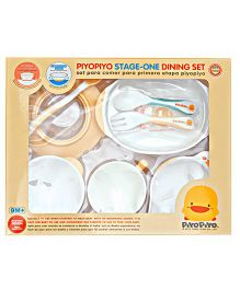Piyo Piyo Stage 1 Training Table Set - 8 Pieces