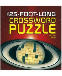Sterling Book The 25 Foot Long Crossword Puzzle - English