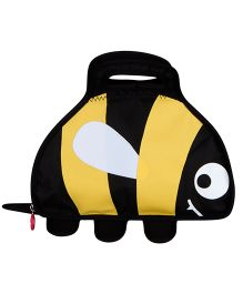 Tum Tum Bee Lunch Bag - Yellow And Black