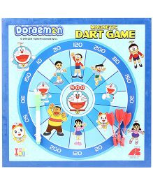 Doraemon 2 In 1 Writing And Magnetic Dart Board