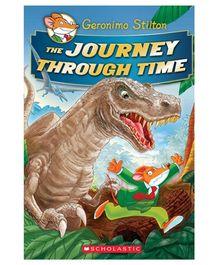 Scholastic Book Geronimo Stilton The Journey Through Time - English