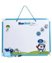 Deli Blue Bear White Board