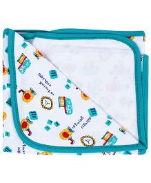 Babyhug Baby Wrapper - Multi Print