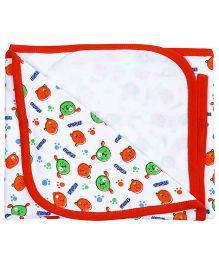 Babyhug Baby Wrapper - Multi Print