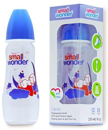 Small Wonder Candy Polypropylene Feeding Bottle - 250 ml