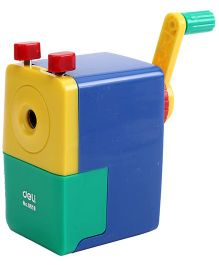 Deli Pencil Sharpener - Blue