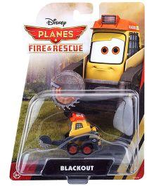 Disney Planes Fire And Rescue Blackout - Black