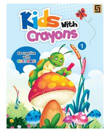 Kids With Crayons Book 1 - English