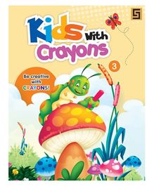 Kids With Crayons Volume 3 - English