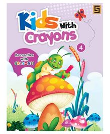 Kids With Crayons Volume 4 - English