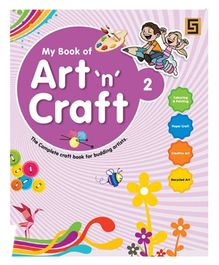 Golden Sapphire Art n Craft Book 2 - English