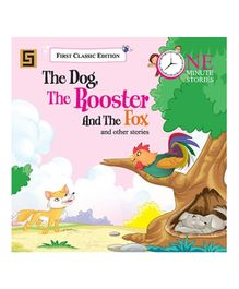 Golden Sapphire The Dod The Rooster And The Fox Story Book - English