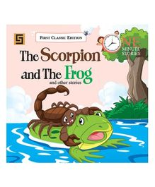 Golden Sapphire The Scorpion And The Frog Story Book - English