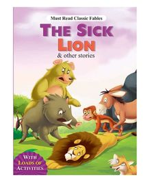 Golden Sapphire The Sick Lion And Other Stories - English