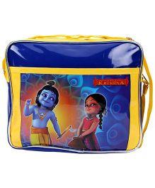 Little Krishna Cross Sling Bag - Multi Colour