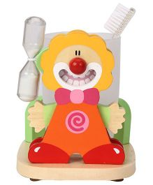 Sevi Le Cirque Toothbrush Timer - Red