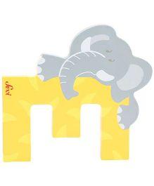 Sevi Wooden Letter Elephant Alphabet E