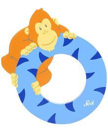 Sevi Wooden Letter Orangutan Alphabet O