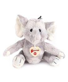 Trudi Elephant Soft Toy - Grey